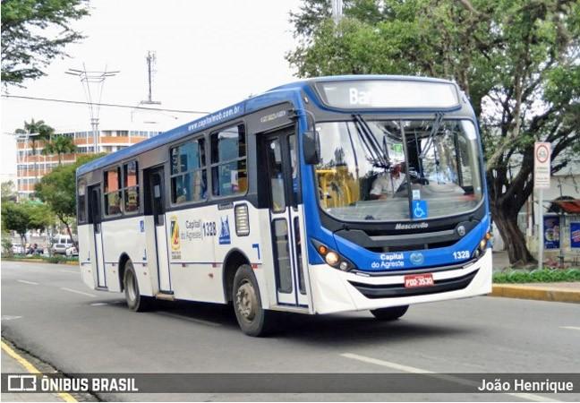 PE: Caruaru reajusta a tarifa de ônibus para R$ 3,70