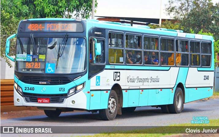 TJDFT nega liminar para suspender lei que prevê higienização dos ônibus do DF