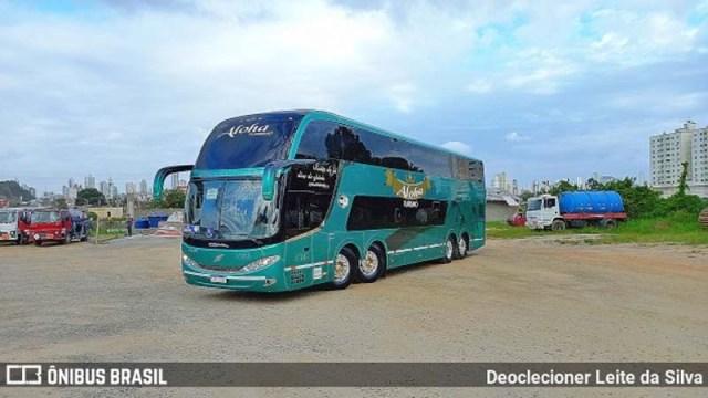 PR: Idoso morre atropelado por ônibus rodoviário na BR-277 em Cascavel - revistadoonibus
