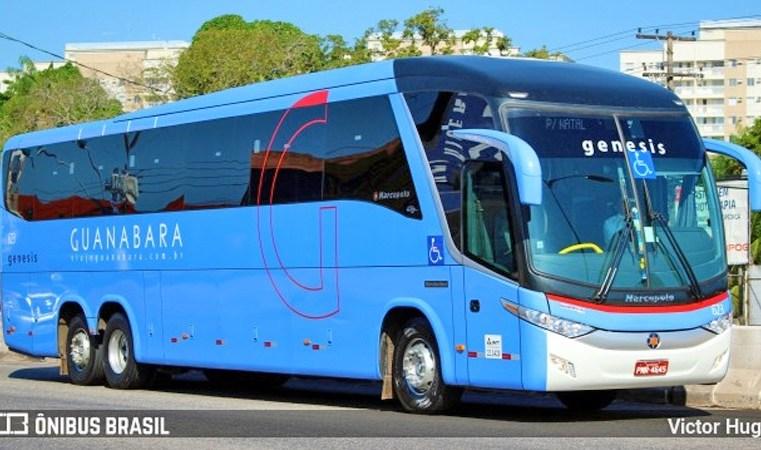 Vídeo: PRF apreende menor de idade com entorpecentes em ônibus durante fiscalização em Barreiras/BA