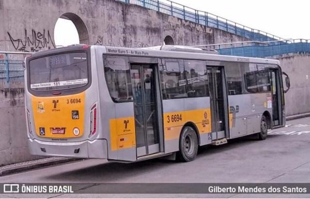 São Paulo: Paralisação de ônibus da Transunião afetou 39 linhas na Zona Leste - revistadoonibus