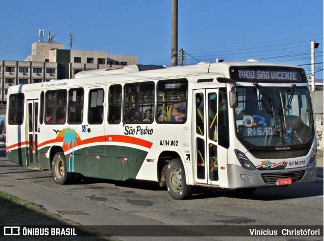 RJ: Viação São Pedro do Grupo Salineira anuncia encerramento das atividades