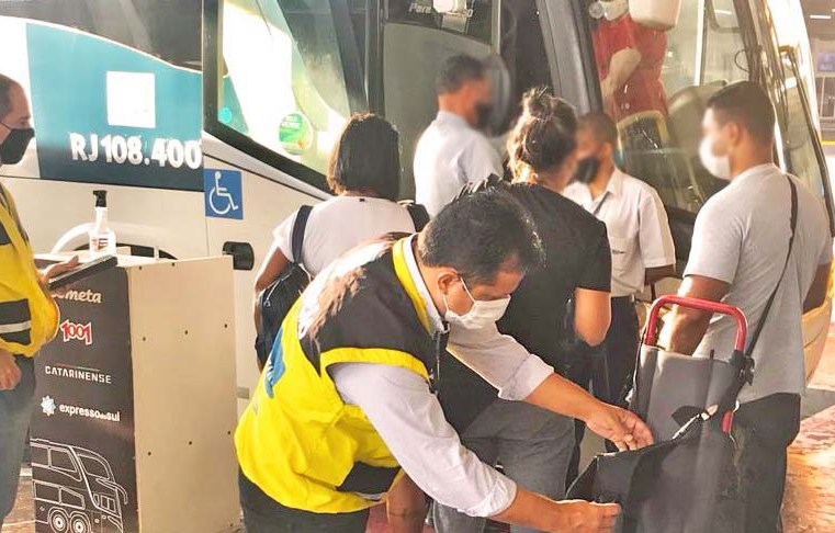 Rio: Detro realiza operação ação acessibilidade