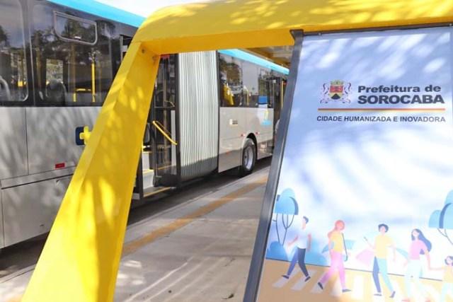 SP: Sorocaba disponibiliza Miniterminal de Ônibus no Aparecidinha - revistadoonibus