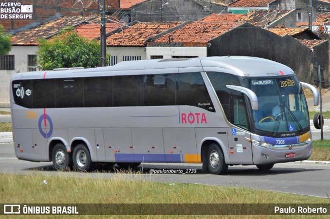 BA: Assalto com troca de tiros deixa uma passageira morta no ônibus da Rota na BR-407