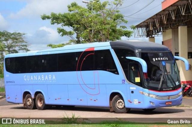 Vídeo: Ônibus da Guanabara entala em linha férrea na cidade de Codó no interior do Maranhão - revistadoonibus