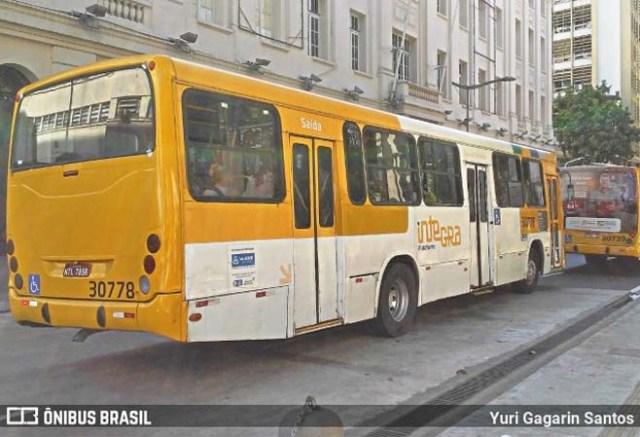 Salvador: Tiroteio suspende a circulação de ônibus em Valéria - revistadoonibus