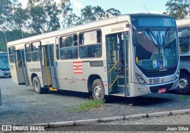 Blumenau: Rodoviários pedem a prefeitura para que ônibus rodam com catraca livre - revistadoonibus