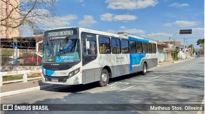 SP: Guarulhos incorpora 50 ônibus com ar-condicionado na frota municipal