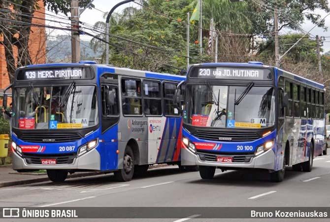 SP: Linha intermunicipal da EMTU que liga Barueri à São Paulo ganha mais 13 viagens