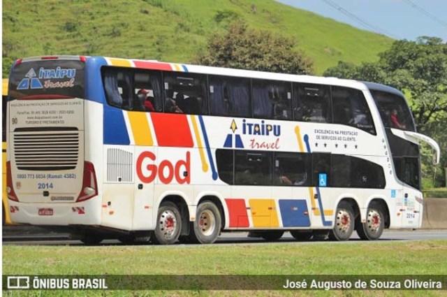 PR: Dono da empresa Itaipu Travel Turismo é preso pela Polícia Federal em Foz do Iguaçu - revistadoonibus