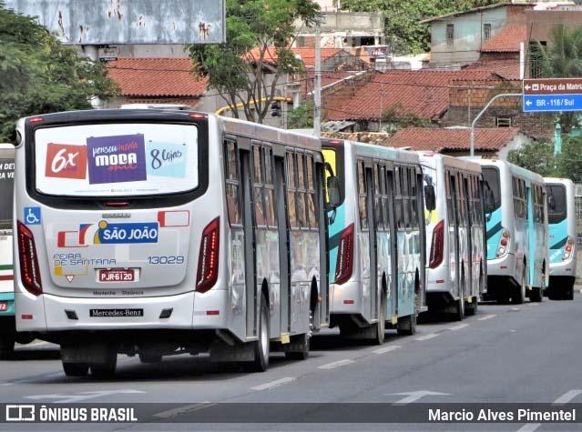 BA: Justiça determina o retorno imediato dos ônibus em Feira de Santana