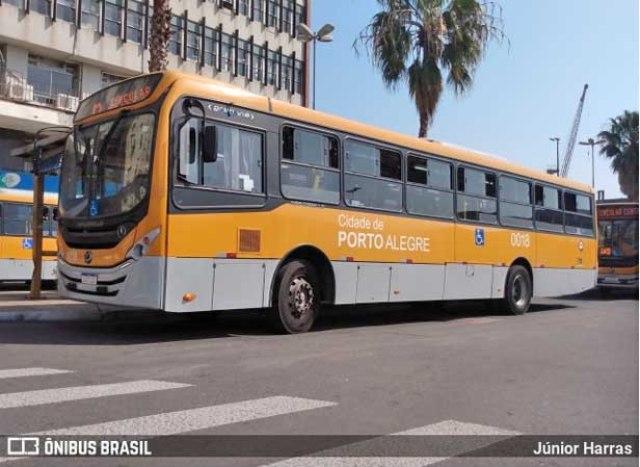 Porto Alegre: Manifestantes não querem a retirada de cobradores dos ônibus - revistadoonibus