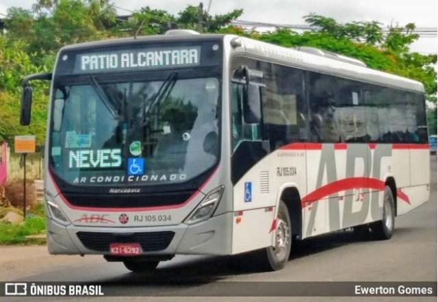 Vídeo: Ônibus da Auto Viação ABC tomba e deixa 10 feridos em Niterói - revistadoonibus