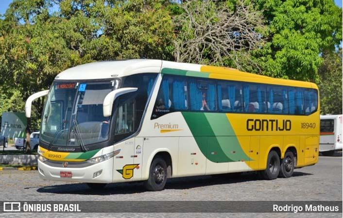 Gontijo é alvo de reclamações de cliente em viagem entre São Paulo e Minas Gerais