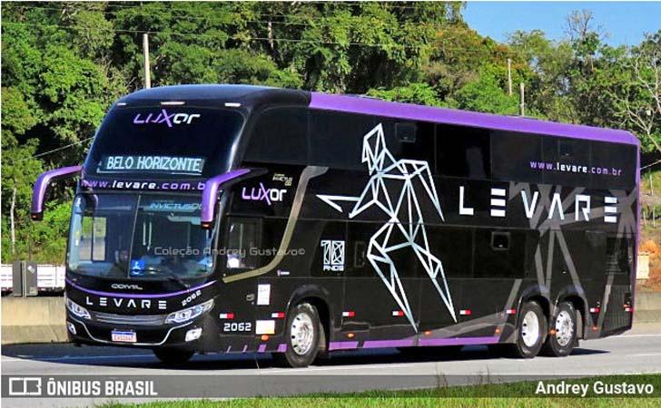 Levare lota todos os ônibus Leito Cama Total da São Paulo x Belo Horizonte neste fim de semana