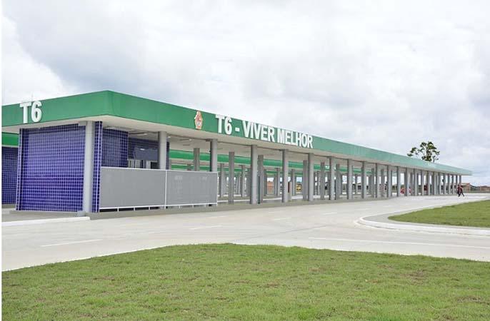 Prefeitura de Manaus suspende entrega da operação no T6