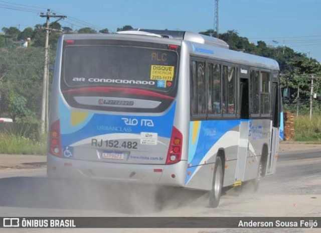 RJ: Falta de ônibus da Rio Ita e Fagundes gera reclamação de passageiros em Itaboraí e São Gonçalo - revistadoonibus