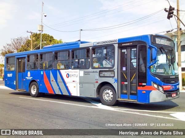 SP: EMTU reforça linhas metropolitanas de Campinas e Vinhedo com mais 34 viagens