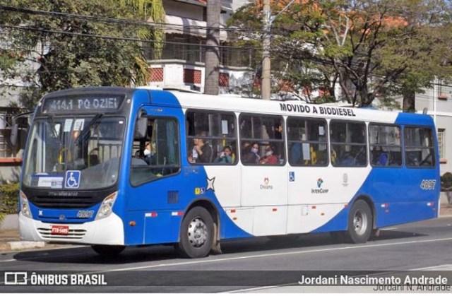 Campinas: Motorista é demitido após alterar letreiro de ônibus para 'Aceitamos xerecard' - revistadoonibus