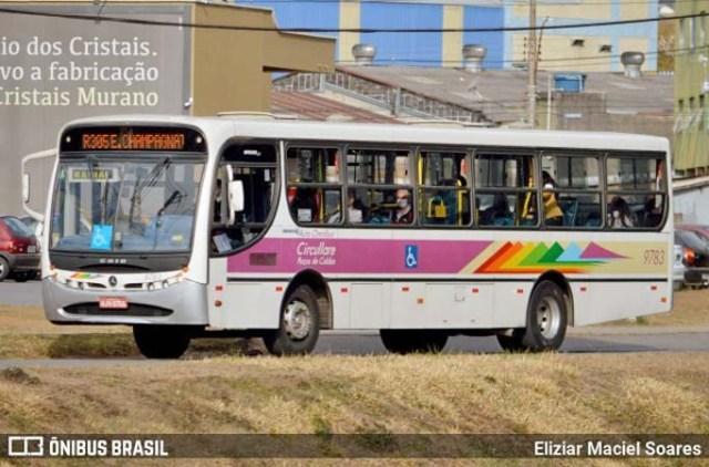 MG: Acidente com ônibus em Poços de Caldas deixa 9 feridos - revistadoonibus