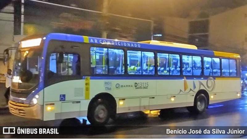 Rio: Motorista de ônibus é baleado durante tiroteio em Bangu na Zona Oeste