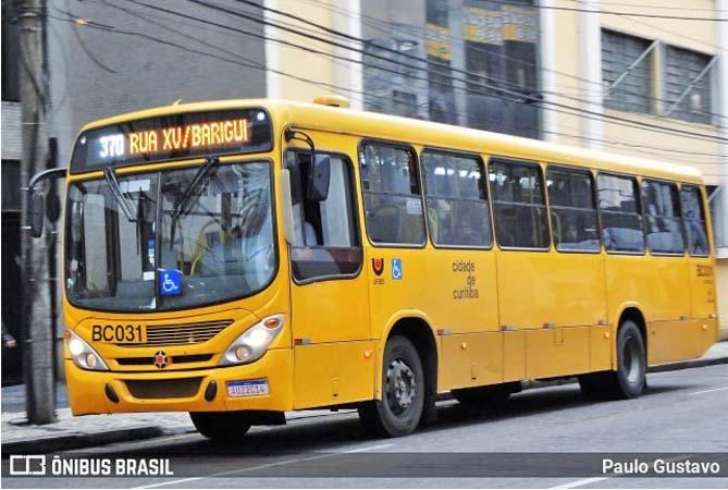 Curitiba: Linha Rua XV – Barigui muda de nome e ganha integração com o Bairro Alto