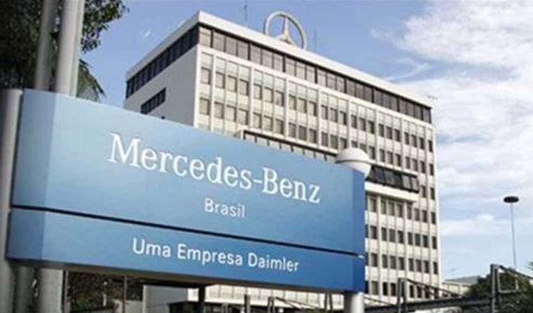 Mercedes-Benz anuncia que fará chassis para ônibus elétricos no Brasil