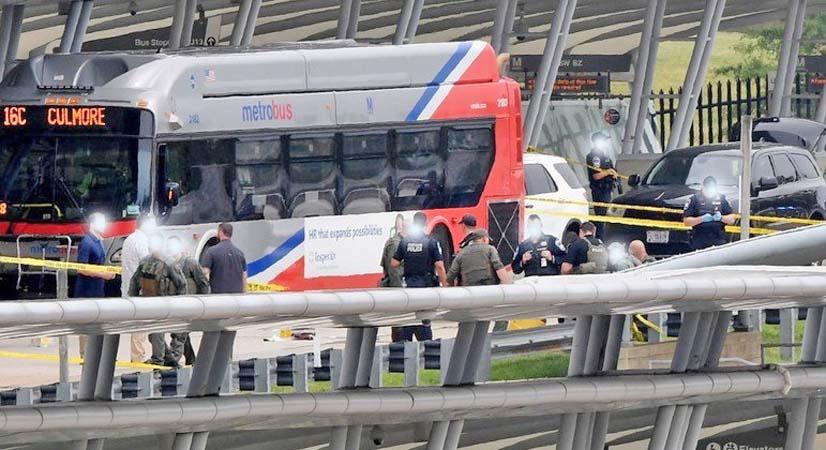 EUA: Pentágono é fechado após tiroteio em terminal de ônibus