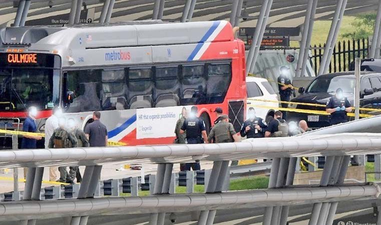 EUA: Pentágono é fechado após tiroteio em terminal de ônibus - revistadoonibus