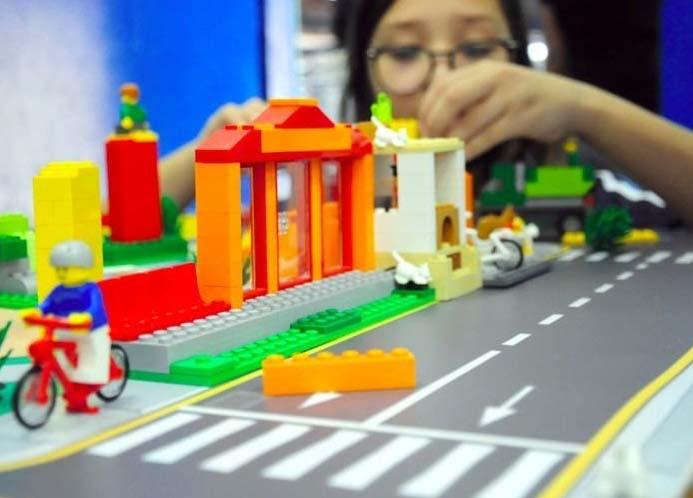 São Paulo: Terminal Piraporinha recebe ação interativa para conscientizar sobre segurança no trânsito