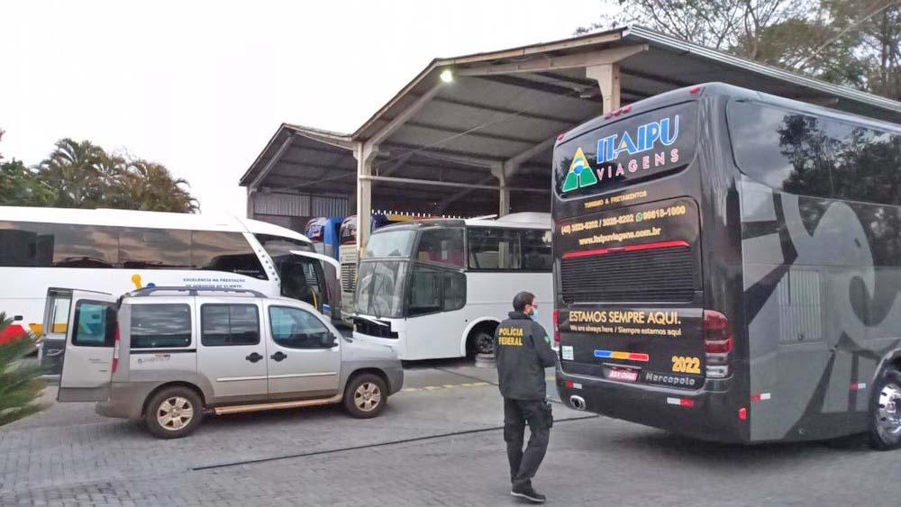 PR: Dono da empresa Itaipu Travel Turismo é preso pela Polícia Federal em Foz do Iguaçu