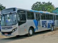 Rio: Surge imagem de ônibus convencional para o BRT Cesário - revistadoonibus