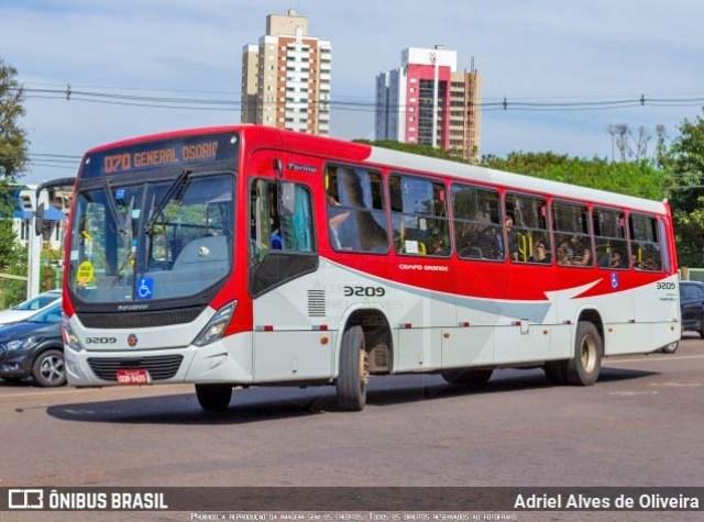 Campo Grande: Homem acaba detido pela polícia por importunação sexual em ônibus - revistadoonibus