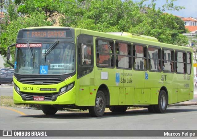 São Luís registou mais de 900 assaltos em ônibus em oito meses