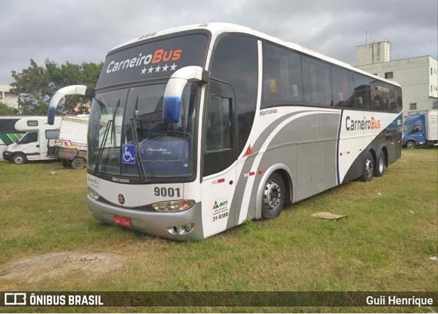 ES: Guarapari deve regulamentar o acesso de ônibus de turismo na cidade