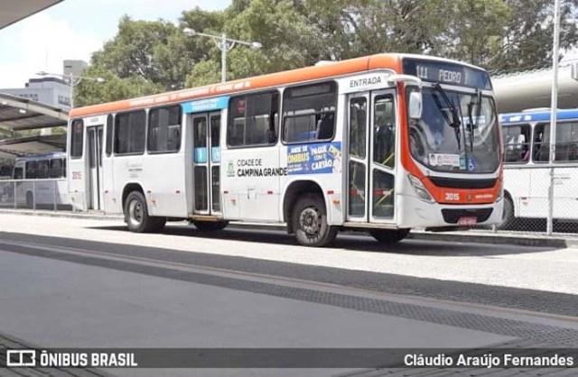 Campina Grande fará alterações em linhas de ônibus nesta segunda-feira 27 - revistadoonibus