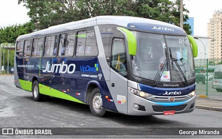 São Paulo: Empresa Jumbo Turismo abre vagas para motoristas