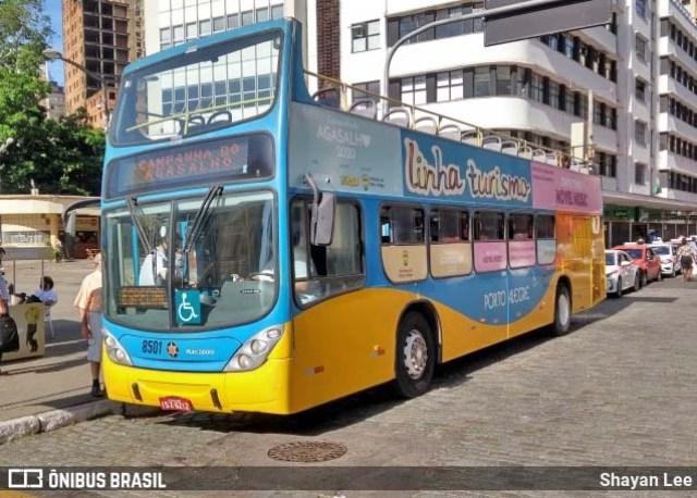 Porto Alegre: Prefeito em exercício assina decreto que permite a operação do Linha Turismo por empresas privadas - revistadoonibus