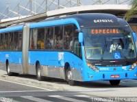 Ônibus do BRT Rio é apedrejado no corredor Transolímpica - revistadoonibus