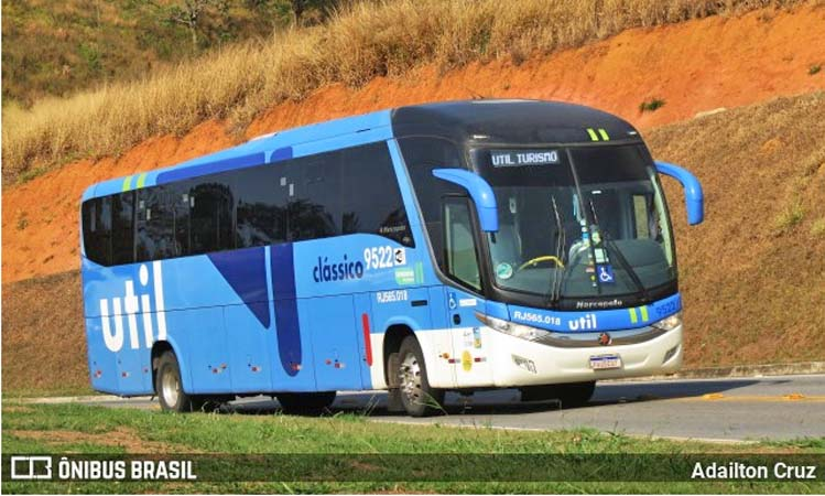 Aparecida: Viação Util escala dois ônibus para Belo Horizonte neste domingo