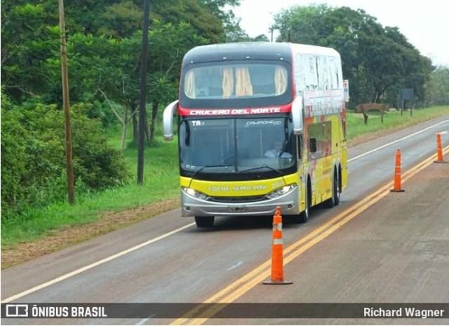 Argentina reabre fronteira com Brasil pela Ponte Tancredo Neves em Foz do Iguaçu - revistadoonibus