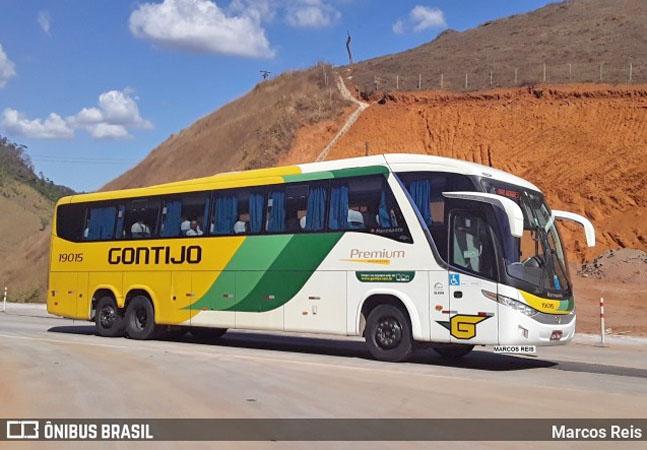 Vídeo: Empresas de ônibus realizam protesto em BH para que governador Zema aprove projeto de lei contra fretados