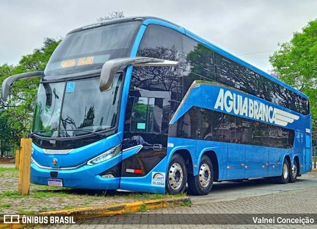 Aguia Branca suspende operação com ônibus Marcopolo G8 na Rio x São Paulo x Rio - revistadoonibus