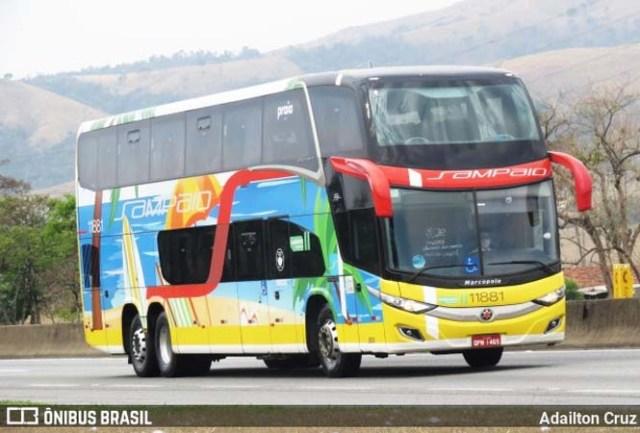 Viação Sampaio anuncia renovação de parte de sua frota - revistadoonibus