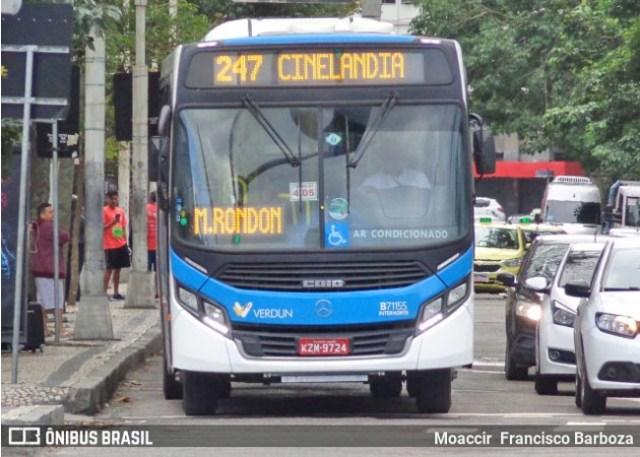 Rio: Viação Verdun precisará explicar sobre briga de motoristas que ganhou repercussão na internet - revistadoonibus