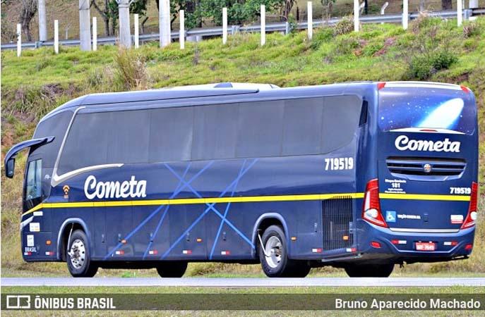 SP: Tarifa de ônibus intermunicipais subirá 15% na quinta (9)