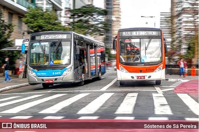SPTrans desvia linhas de ônibus no feriado 7 de setembro. Veja o que muda