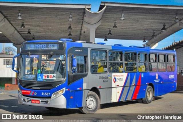 SP: Empresa de ônibus faz campanha contra importunação sexual nos ônibus - revistadoonibus