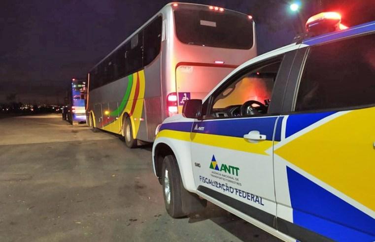 ANTT inicia hoje a Operação Centauro de combate ao transporte clandestino em todo o Brasil